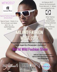 World Wild Fashion Show