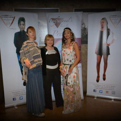 Special Total Look Show Lia Giorgio