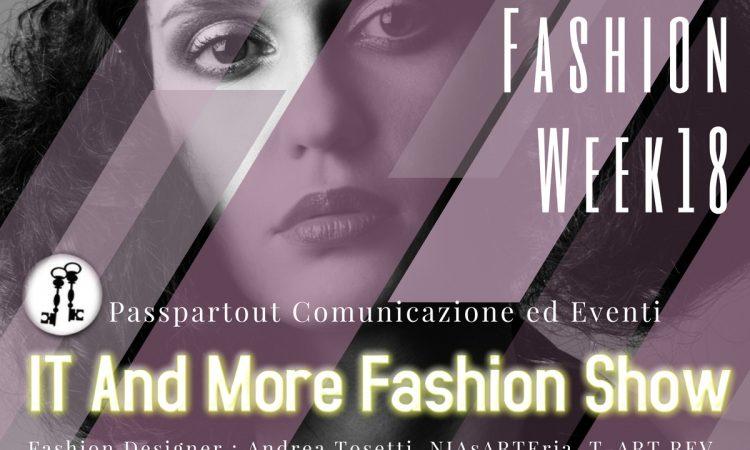 mfw18 sfilata fashion show